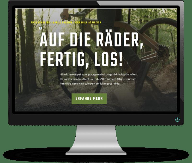 Business Basis Webdesign Homepage günstig erstellen lassen