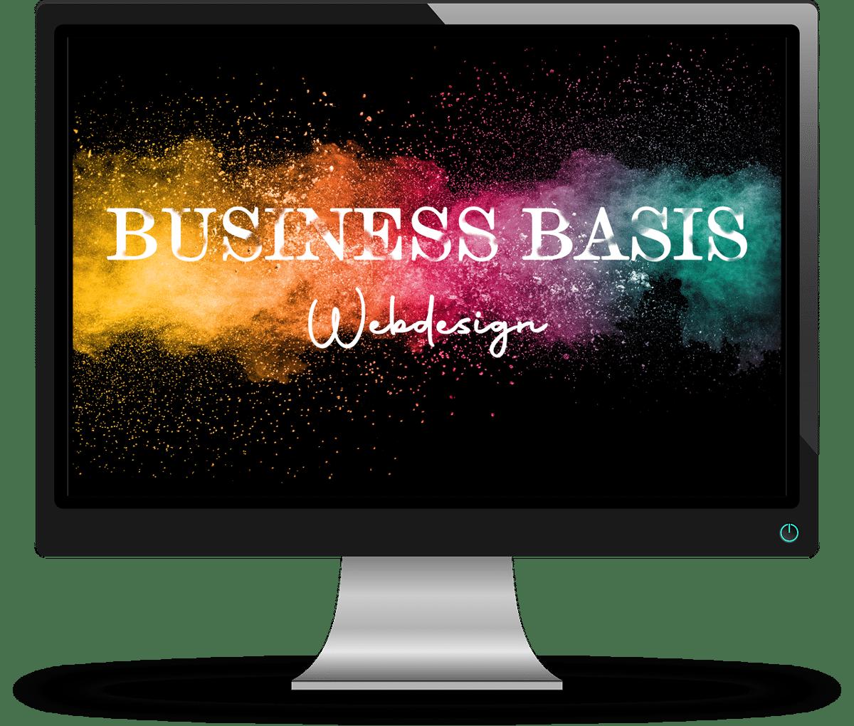 Business Basis Homepage günstig erstellen lassen