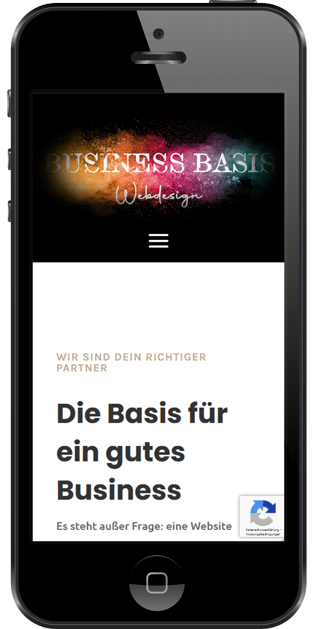 iphone-Business-Basis